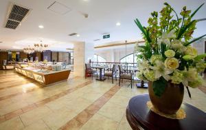 JAHO Forstar Hotel Wenshuyuan Branch, Отели  Чэнду - big - 34