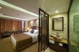 JAHO Forstar Hotel Wenshuyuan Branch, Отели  Чэнду - big - 11