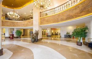 JAHO Forstar Hotel Wenshuyuan Branch, Отели  Чэнду - big - 33