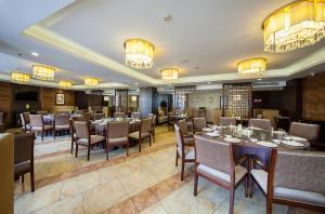 JAHO Forstar Hotel Wenshuyuan Branch, Отели  Чэнду - big - 32