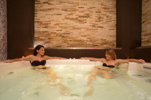 Marina Holiday & Spa, Hotely  Balestrate - big - 37