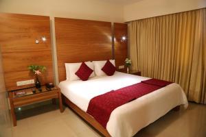 Hotel Western Gatz, Отели  Theni - big - 16