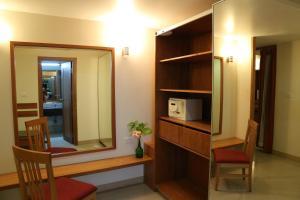 Hotel Western Gatz, Отели  Theni - big - 8