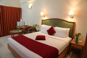 Hotel Western Gatz, Отели  Theni - big - 14