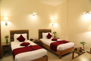 Hotel Western Gatz, Отели  Theni - big - 12