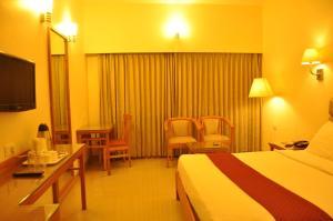 Hotel Western Gatz, Отели  Theni - big - 21
