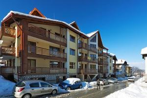 Apartment with Balcony in Eagles Nest Bansko, Банско