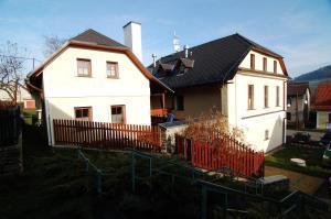 Chalupa Borovnice