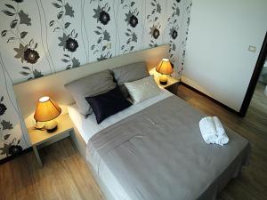B&B Villa Oasa 1, Отели типа «постель и завтрак»  Ровинь - big - 69