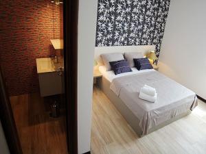 B&B Villa Oasa 1, Отели типа «постель и завтрак»  Ровинь - big - 16