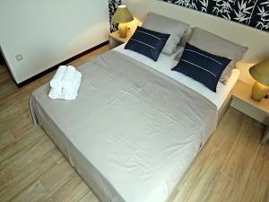 B&B Villa Oasa 1, Отели типа «постель и завтрак»  Ровинь - big - 15