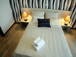 B&B Villa Oasa 1, Отели типа «постель и завтрак»  Ровинь - big - 33