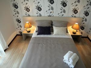 B&B Villa Oasa 1, Отели типа «постель и завтрак»  Ровинь - big - 78