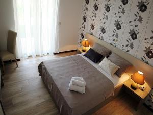 B&B Villa Oasa 1, Отели типа «постель и завтрак»  Ровинь - big - 76