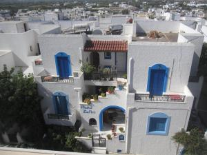 Studios Zafiri, Aparthotely  Naxos Chora - big - 28