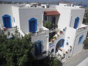Studios Zafiri, Aparthotely  Naxos Chora - big - 26