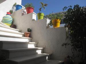 Studios Zafiri, Aparthotely  Naxos Chora - big - 25