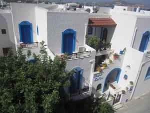Studios Zafiri, Aparthotely  Naxos Chora - big - 1