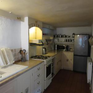 Artists Cottage, Prázdninové domy  Matlock - big - 25
