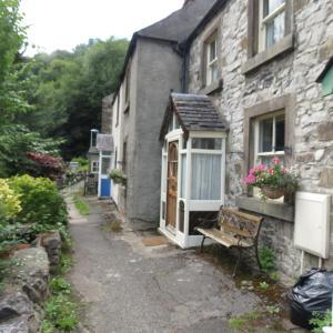 Artists Cottage, Prázdninové domy  Matlock - big - 2