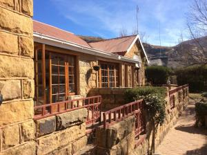 Lake Clarens Guest House, Penzióny  Clarens - big - 19