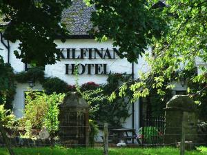 Клачейн-оф-Глендарул - Kilfinan Hotel