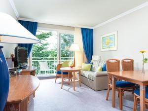 Comfort-dobbeltværelse ved havet