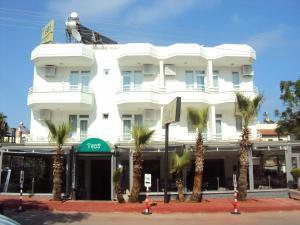 Анталья - Teos Hotel