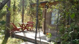 Bungalov Paatsalu Camping Paatsalu Estonsko