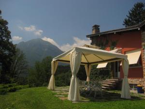 Villa Shanti, Vily  Menaggio - big - 18
