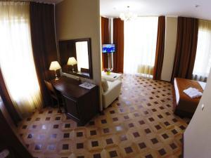 Отель Тепло - фото 15