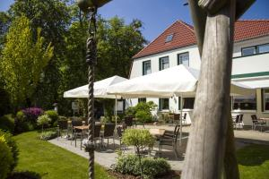 Zum grünen Walde, Гостевые дома  Нордхольц - big - 37