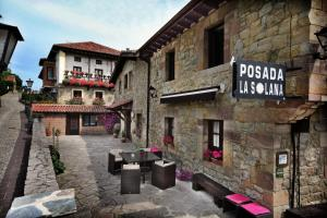 Posada La Solana, Country houses  Santillana del Mar - big - 30