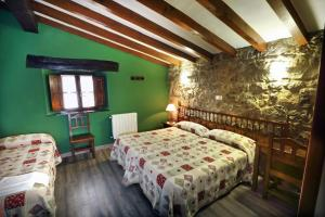 Posada La Solana, Country houses  Santillana del Mar - big - 12