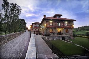 Posada La Solana, Country houses  Santillana del Mar - big - 32