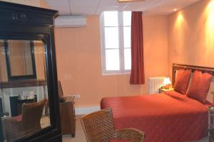 Hôtel de France, Hotely  Libourne - big - 35