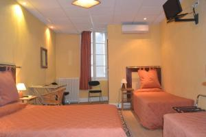 Hôtel de France, Hotely  Libourne - big - 20