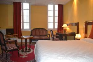 Hôtel de France, Hotely  Libourne - big - 36