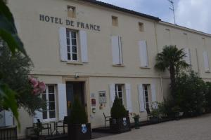 Hôtel de France, Hotely  Libourne - big - 52