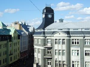 Sunny Loft Studio, Apartmány  Riga - big - 32
