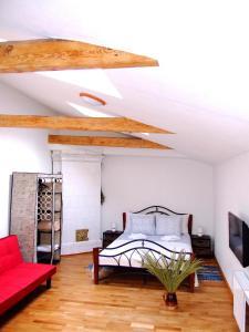 Sunny Loft Studio, Apartmány  Riga - big - 21