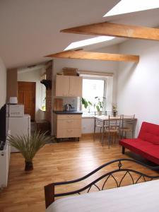 Sunny Loft Studio, Apartmány  Riga - big - 28