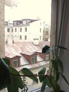 Sunny Loft Studio, Apartmány  Riga - big - 13