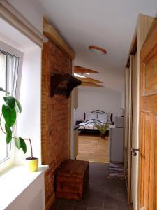 Sunny Loft Studio, Apartmány  Riga - big - 42