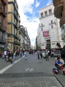 Napoli Centro - Ombelico Di Partenope
