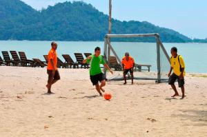 Swiss-Garden Beach Resort, Damai Laut, Üdülőközpontok  Lumut - big - 29
