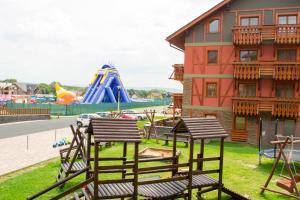 Apartmán Vysoké Tatry, Ferienwohnungen  Veľká Lomnica - big - 34