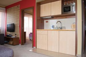 Apartmán Vysoké Tatry, Ferienwohnungen  Veľká Lomnica - big - 33