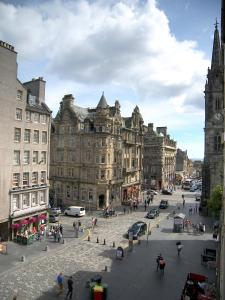 Royal Mile, Edinburgh - 2 Bedroom Apartment