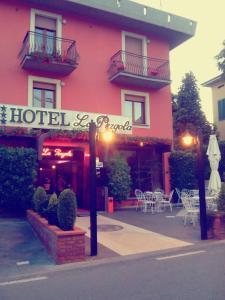 (Hotel La Pergola)